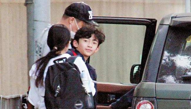 Tạ Đình Phong phủ nhận bị con trai ghét - Hình 2