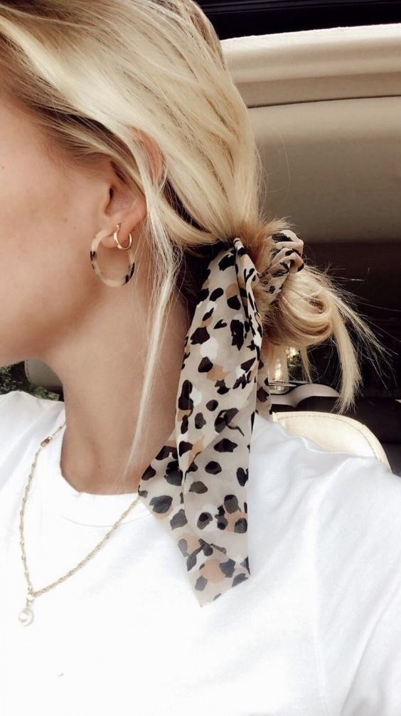 Thêm loạt kiểu tóc buộc xinh ngất ngây lại giúp hack tuổi cực hay nàng tóc ngắn nào cũng nên thử - Hình 7