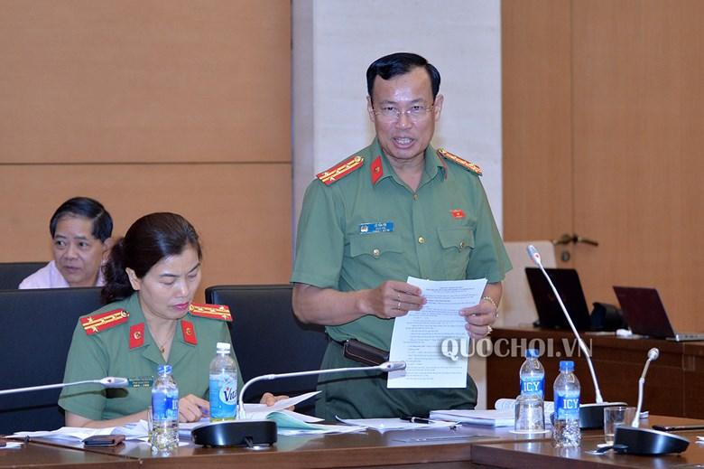 Trưởng đoàn ĐBQH, Giám đốc Công an tỉnh được bổ nhiệm Cục trưởng - Hình 1
