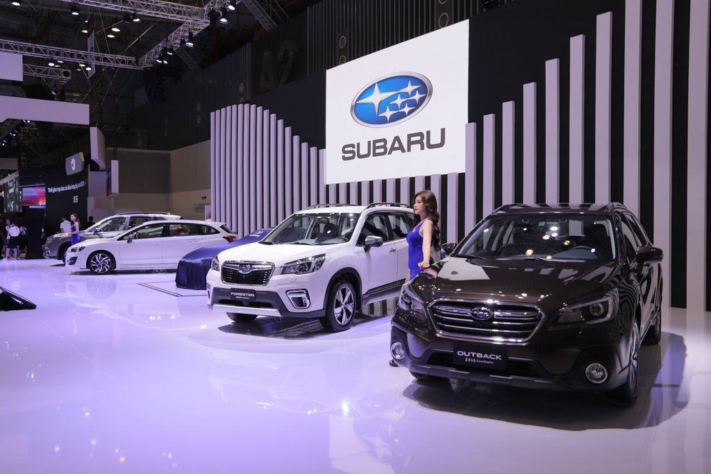 VMS 2019: Subaru mang tới 4 cực phẩm, hứa hẹn tạo nên sức hút khó cưỡng - Hình 1