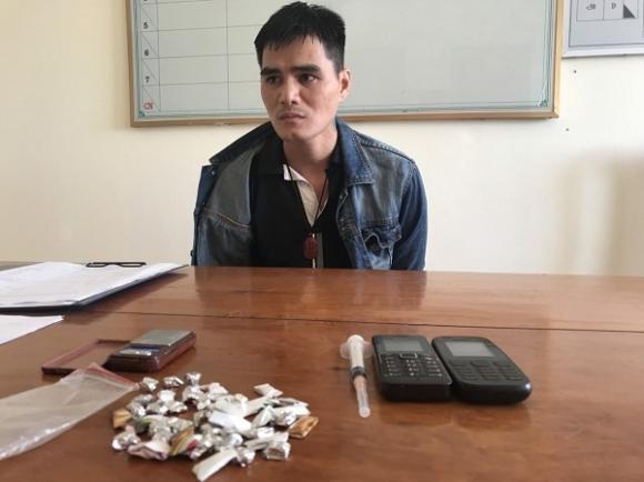 Hà Tĩnh: Mang nhiều tiền án, đối tượng trở về địa phương buôn ma túy - Hình 1