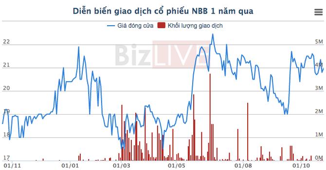 Nhờ chuyển nhượng cổ phần, NBB có khoản lãi 9 tháng gấp 5 lần cùng kỳ - Hình 1