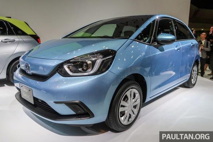 'Ế ẩm' tại Việt Nam, Honda Jazz 2020 ra mắt phiên bản mới - Hình 2