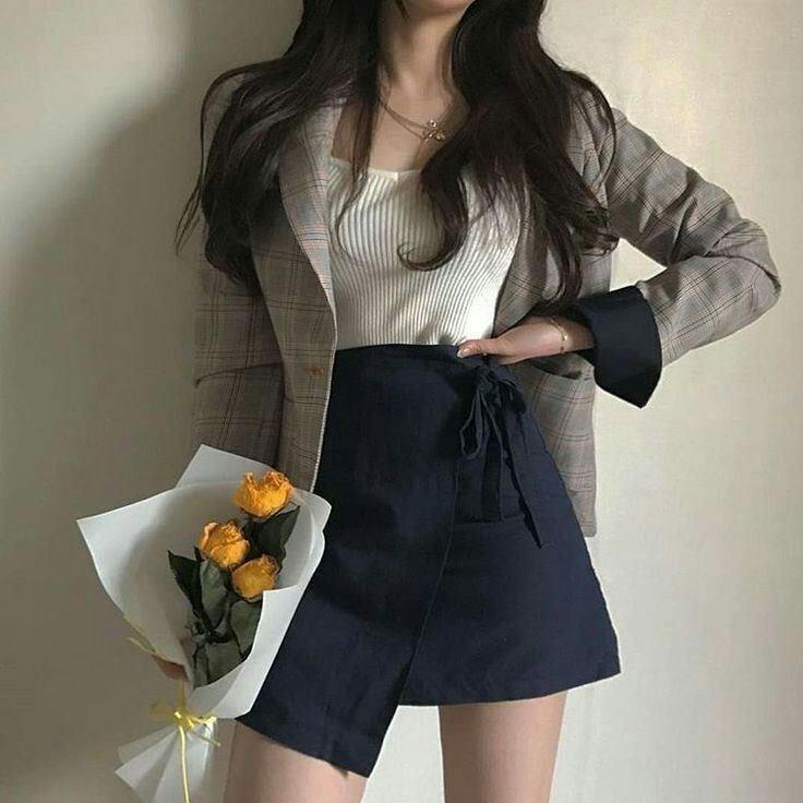 Sang chảnh và tự tin với áo khoác blazer cho cô nàng công sở - Hình 1