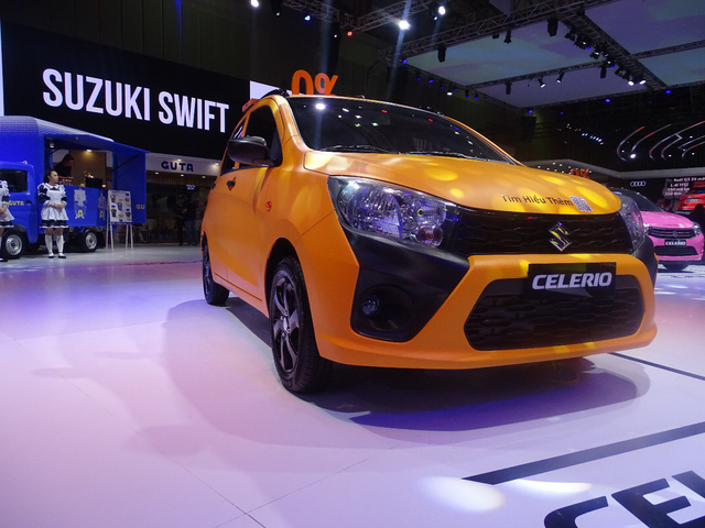 Suzuki đem bộ 4 xe hot tới Triển lãm ô tô Việt Nam 2019 - Hình 1