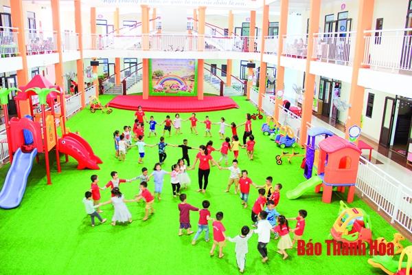 TP Thanh Hóa tuyển dụng 67 giáo viên mầm non và tiểu học - Hình 1