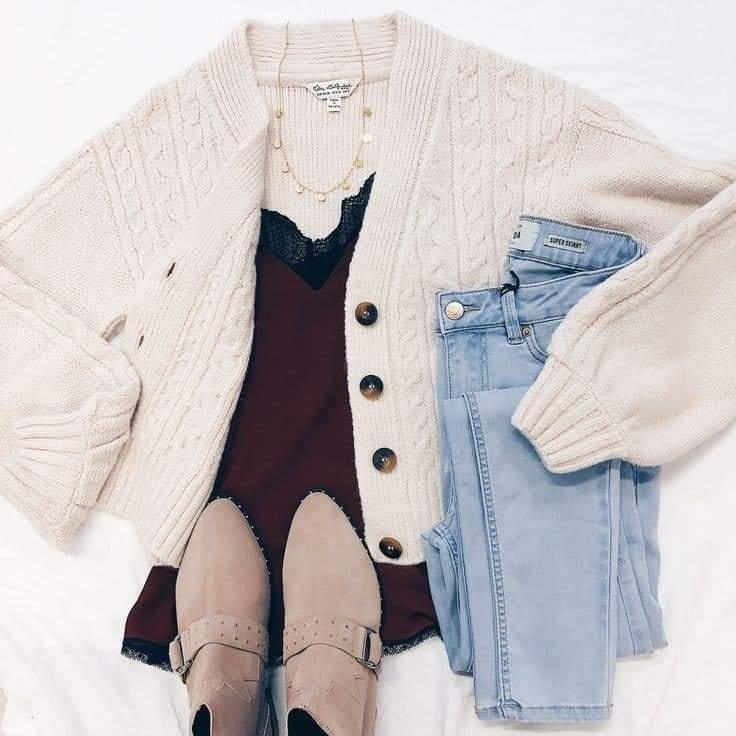 Trẻ trung, năng động với áo khoác len dáng ngắn - Hình 2