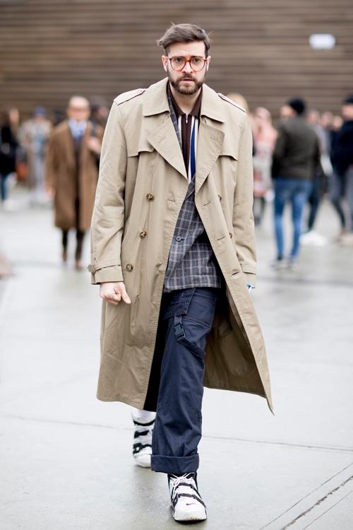 5 mẫu áo khoác không thể thiếu đối với phái mạnh - Hình 11