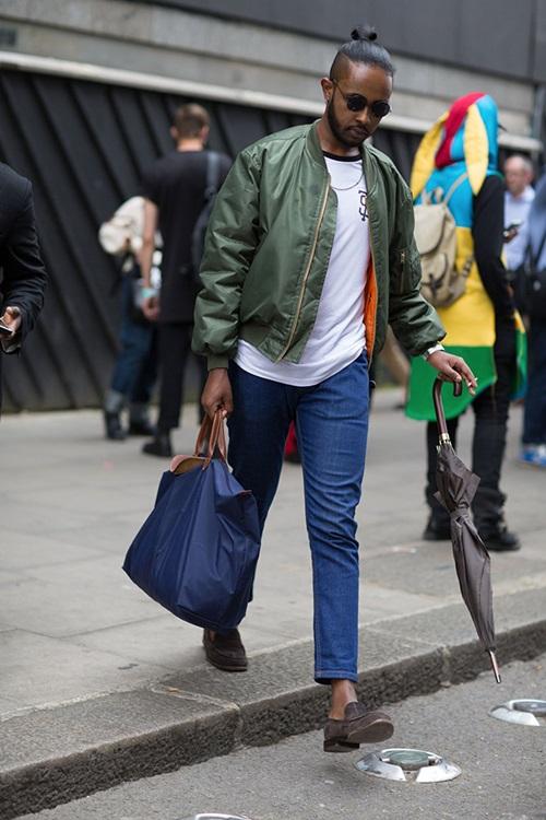 5 mẫu áo khoác không thể thiếu đối với phái mạnh - Hình 5