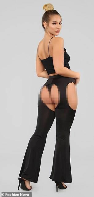 Chiếc quần như không mặc gì và loạt đồ bị ném đá vì cắt xẻ phản cảm - Hình 7