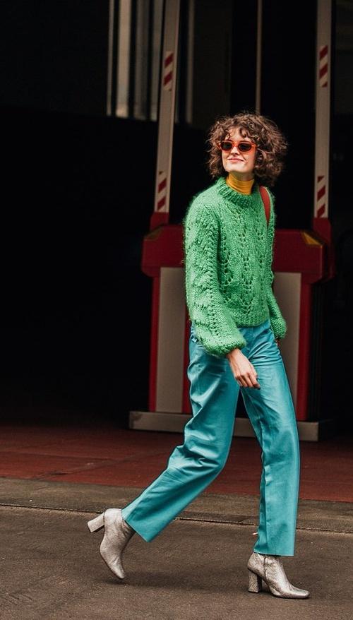 4 kiểu mặc áo len không lo nhàm chán cho phái đẹp - Hình 12