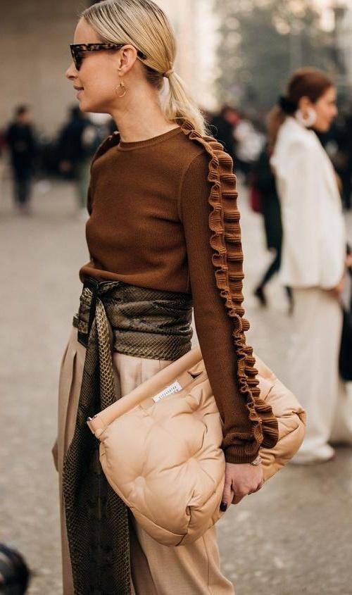 4 kiểu mặc áo len không lo nhàm chán cho phái đẹp - Hình 5