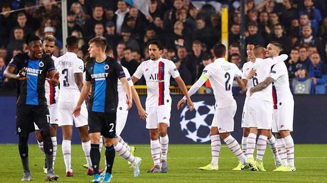 PSG không Neymar vẫn toàn thắng Cúp C1: Nâng tầm đẳng cấp nhờ bức tường thép - Hình 1