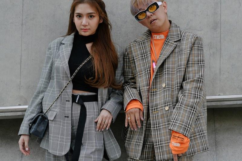 Lễ hội thời trang đường phố tại Tuần Lễ Thời Trang Seoul Xuân-Hè 2020 - Hình 13