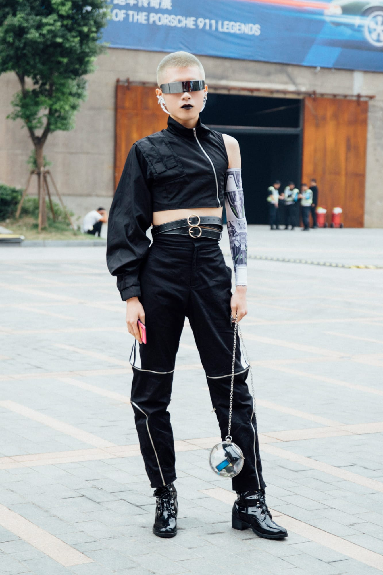 Lễ hội thời trang đường phố tại Tuần Lễ Thời Trang Seoul Xuân-Hè 2020 - Hình 28