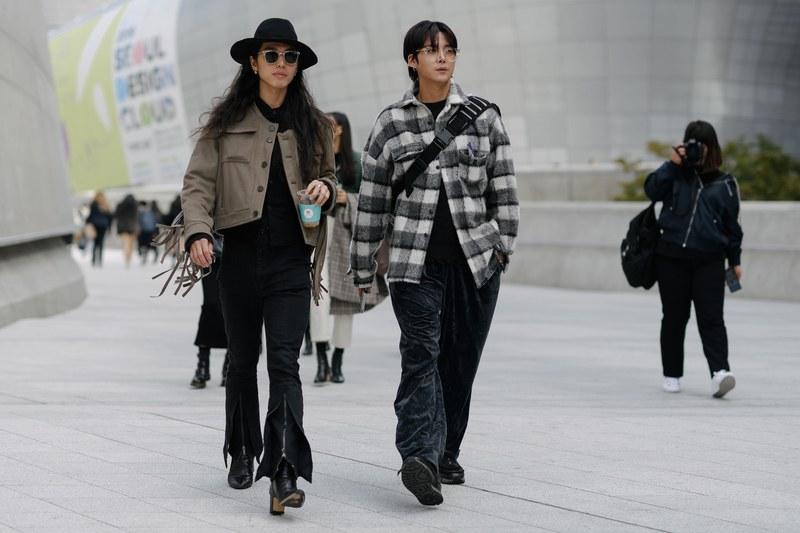 Lễ hội thời trang đường phố tại Tuần Lễ Thời Trang Seoul Xuân-Hè 2020 - Hình 15