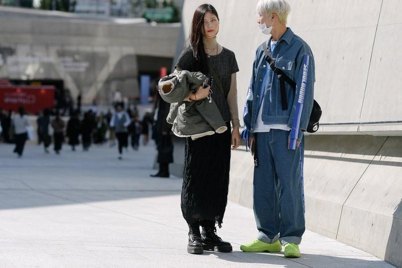 Lễ hội thời trang đường phố tại Tuần Lễ Thời Trang Seoul Xuân-Hè 2020 - Hình 23