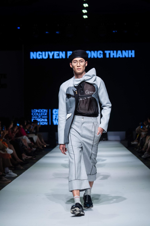 6 lính mới hứa hẹn sẽ oach tạc tại Aquafina Tuần lễ Thời trang Quốc tế Việt Nam 2019 - Hình 15
