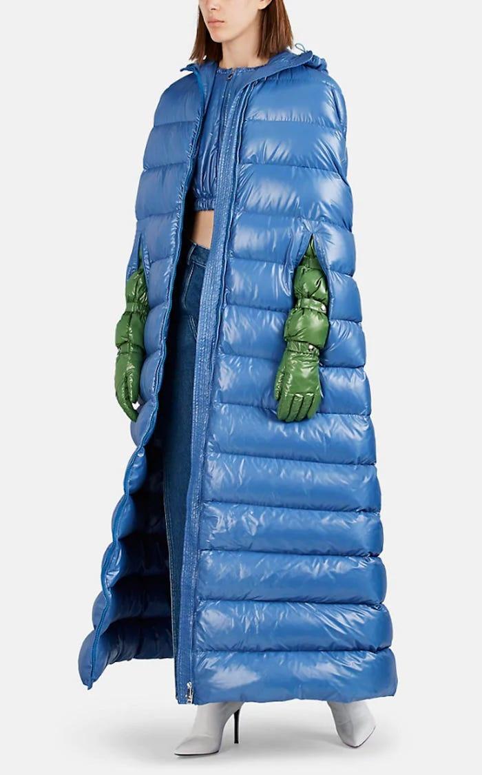 Burberry bán áo khoác lù xù như đuôi cá với giá gần 100 triệu VNĐ - Hình 8