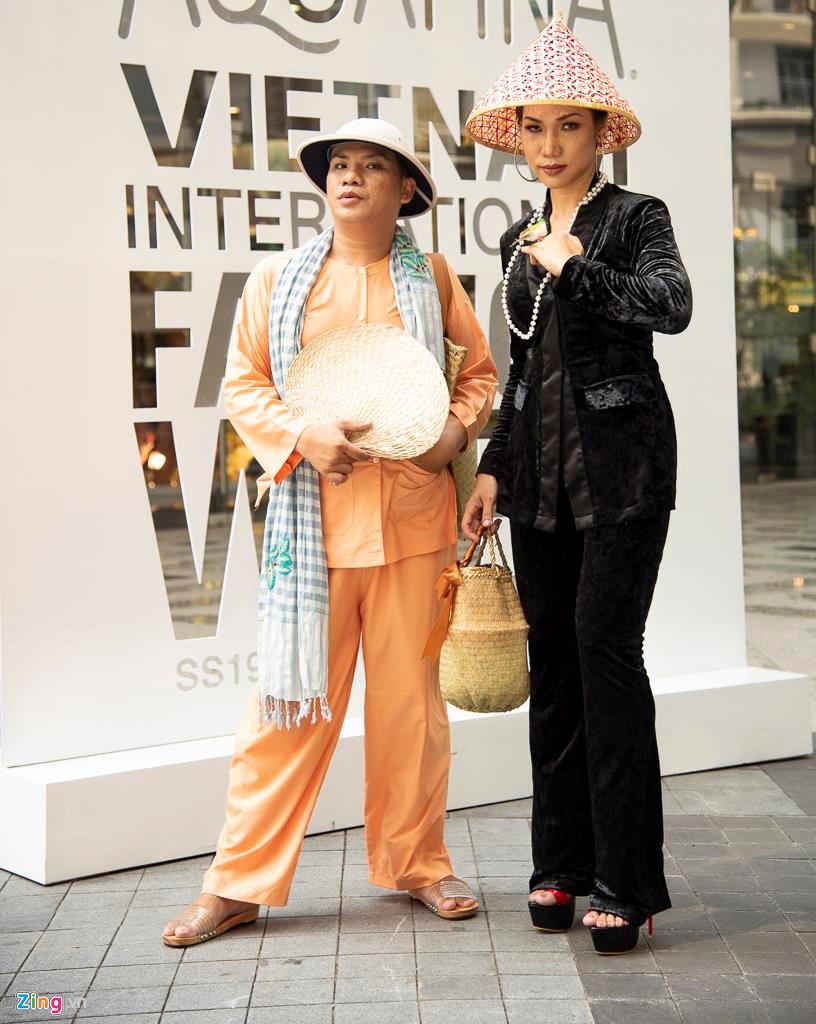 Tuần lễ thời trang ở Việt Nam có điểm gì khác biệt so với thế giới? - Hình 12