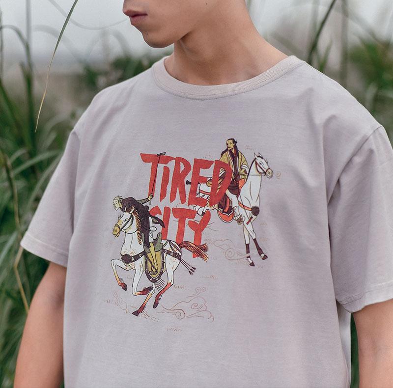Áo T-shirt - Bức phông nền cho những trào lưu văn hoá - Hình 8