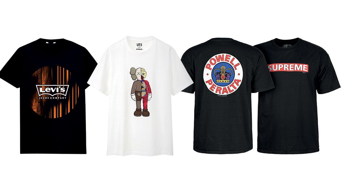 Áo T-shirt - Bức phông nền cho những trào lưu văn hoá - Hình 1