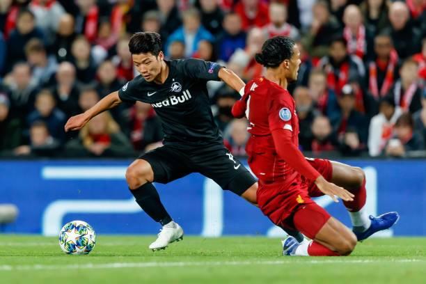 Chấm điểm Liverpool 4-3 Salzburg: Mắt xích lỗi... Van Dijk - Hình 1