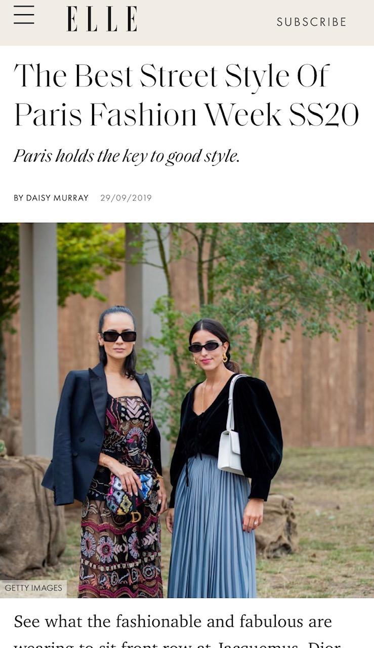Diện toàn đồ hiệu chất, Rich Kid Tiên Nguyễn khiến Paris Fashion Week sửng sốt - Hình 4