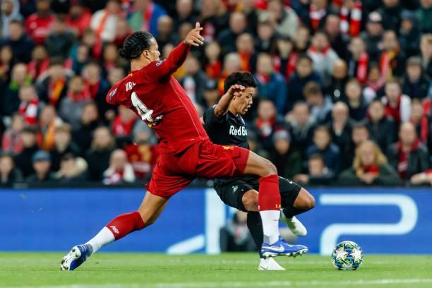 Liverpool 4-3 Salzburg: Báo động đỏ cho hàng thủ - Hình 1