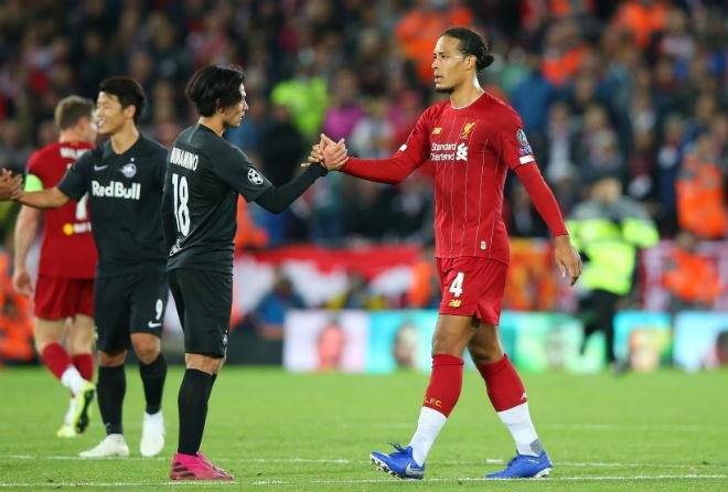 Tin nóng Cúp C1 3/10: Liverpool thắng nhọc vẫn sợ sân nhà sát chủ - Hình 1
