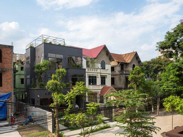 Nhà hoang ở Bắc Ninh lột xác thành biệt thự đẹp ngỡ ngàng