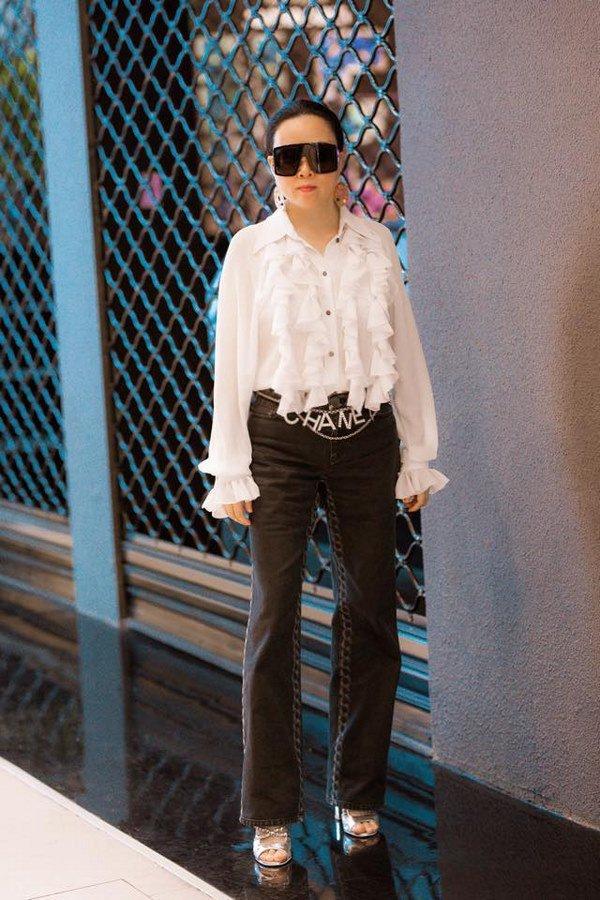 Cứ mỗi lần Phượng Chanel diện thứ này lên người là y như rằng lọt top mặc kém xinh - Hình 8