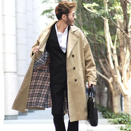 Vì sao quý ông cần có ít nhất 1 chiếc trench coat trong đời? - Hình 7
