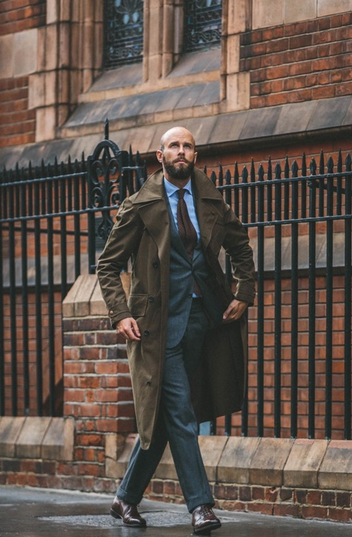 Vì sao quý ông cần có ít nhất 1 chiếc trench coat trong đời? - Hình 13