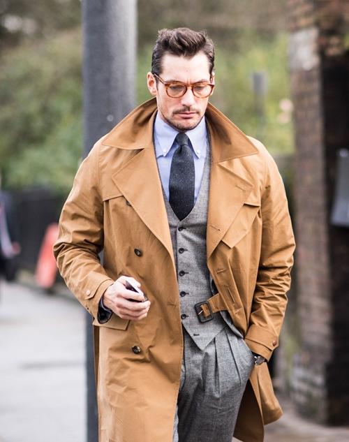 Vì sao quý ông cần có ít nhất 1 chiếc trench coat trong đời? - Hình 15