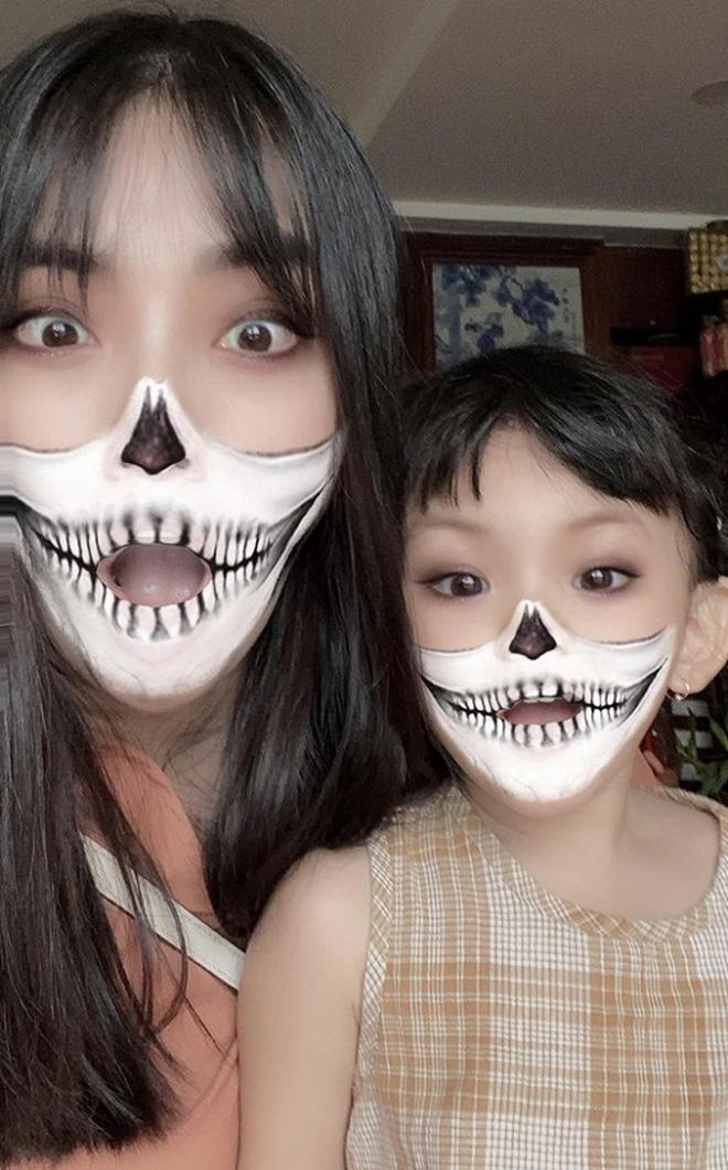 Sao Vbiz hoá trang độc đáo nhập hội Halloween, kéo đến dàn nhóc tỳ mới thích mắt vì như lạc vào thế giới phép thuật - Hình 6