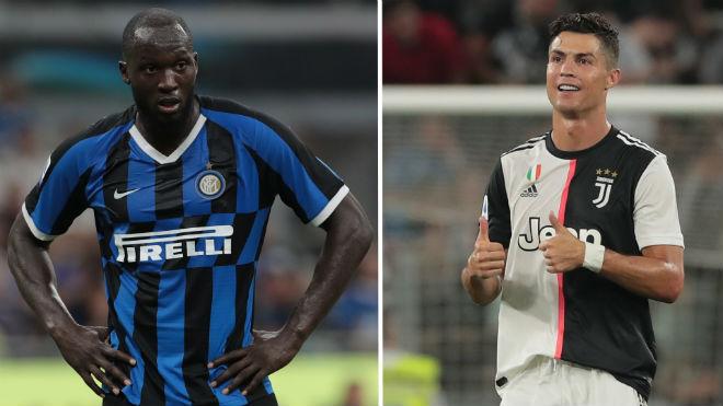 Inter so tài Juventus: Quên nỗi đau Barca, Lukaku tái xuất đấu Ronaldo - Hình 2