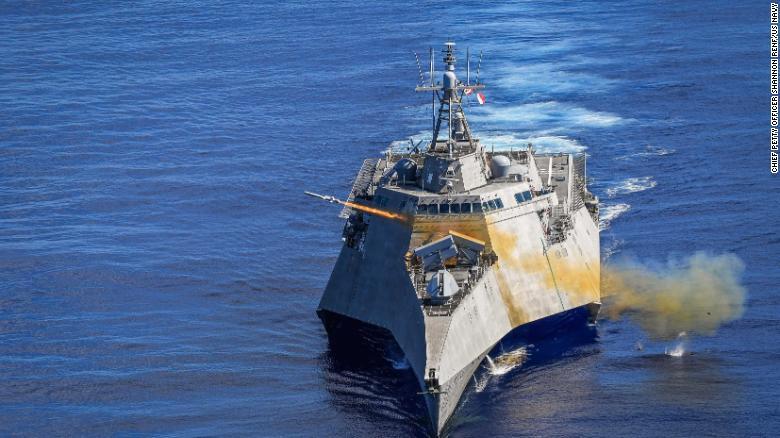 Mỹ phóng sát thủ diệt hạm nắn gân Trung Quốc ở Thái Bình Dương - Hình 1