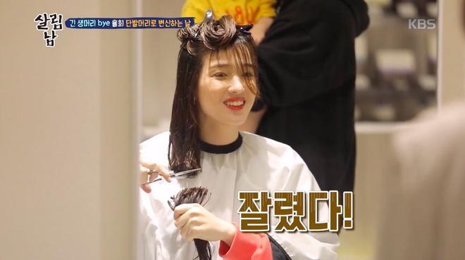 Minhwan (F.T. Island) khiến dân mạng phát sốt vì phản ứng khi thấy vợ trẻ cắt tóc ngắn - Hình 1