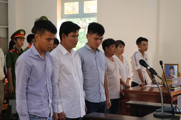 Tạm dừng phiên tòa xử vụ dùng nhục hình tại Trại giam Long Hòa - Hình 1