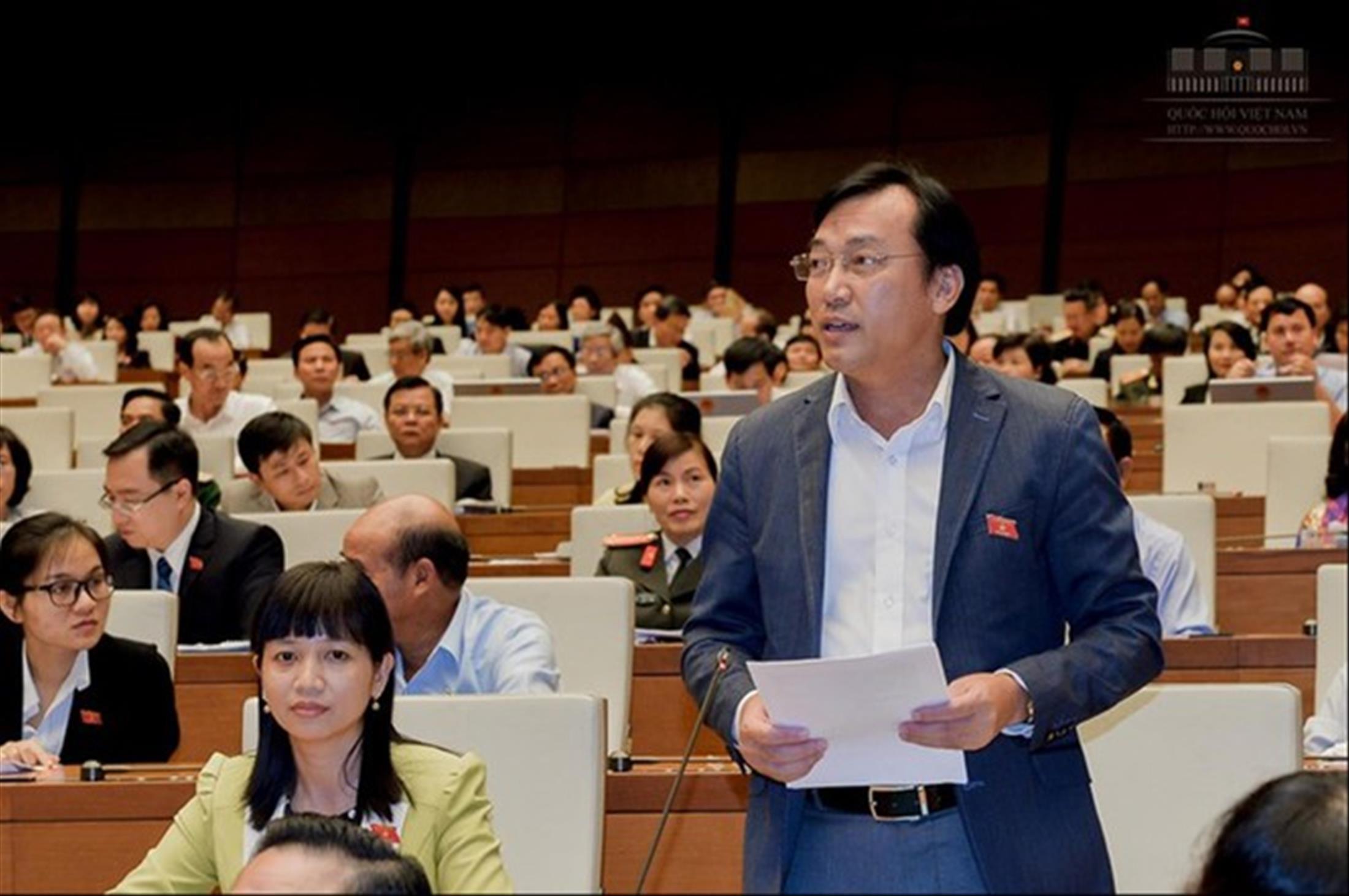 Gian lận thi ở Hà Giang: Ông Triệu Tài Vinh có hai trách nhiệm - Hình 2