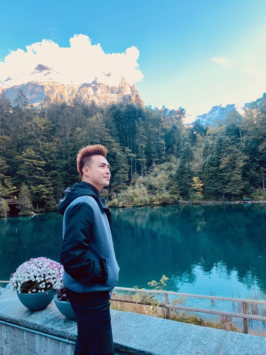 Kha Ly, Thanh Duy đi du lịch Mỹ sang Thụy Sỹ trước khi sinh con - Hình 5