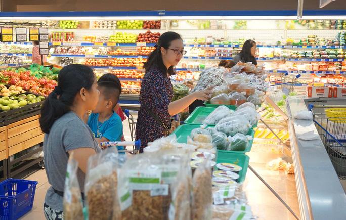 Thực phẩm chế biến sẵn lấn sân siêu thị - Hình 1