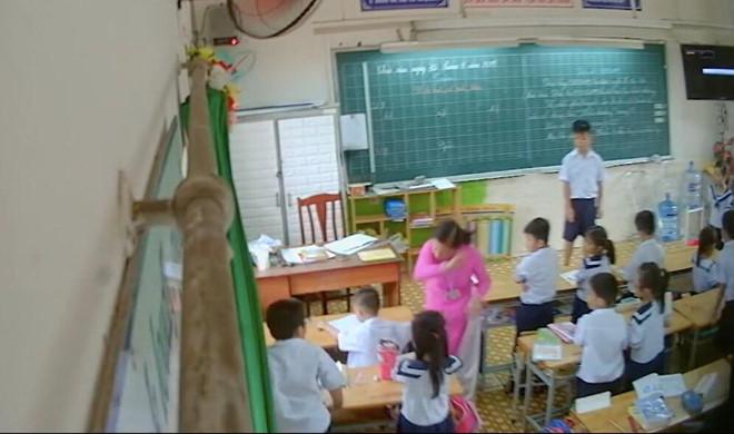 Cô giáo tại TP.HCM đánh, mắng chửi hàng loạt học sinh trong lớp - Hình 1