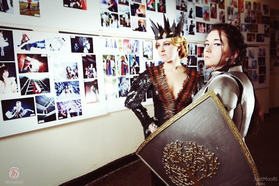 Nàng bạch tuyết đáng thương trong bộ ảnh cosplay siêu chân thật - Hình 2