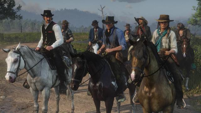 Lộ diện cấu hình Red Dead Redemption 2 bản PC: Game thủ nhà nghèo khó lòng chơi nổi - Hình 2