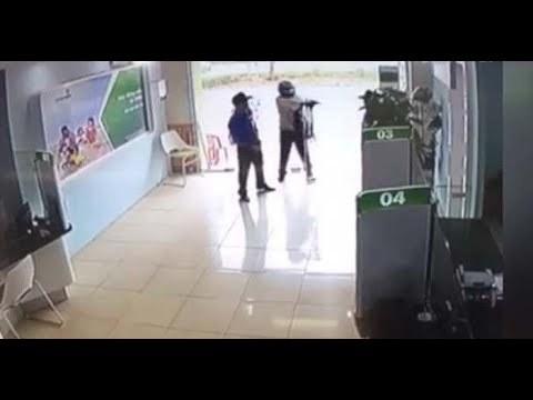 Lời khai bất ngờ của Thượng úy Công an bắn bảo vệ ngân hàng bị thương - Hình 1