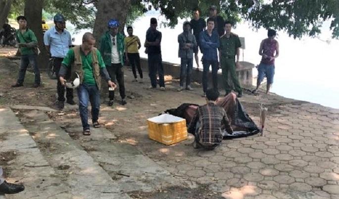 Nam thanh niên chết dưới hồ Linh Đàm sau khi đi chơi với bạn - Hình 1