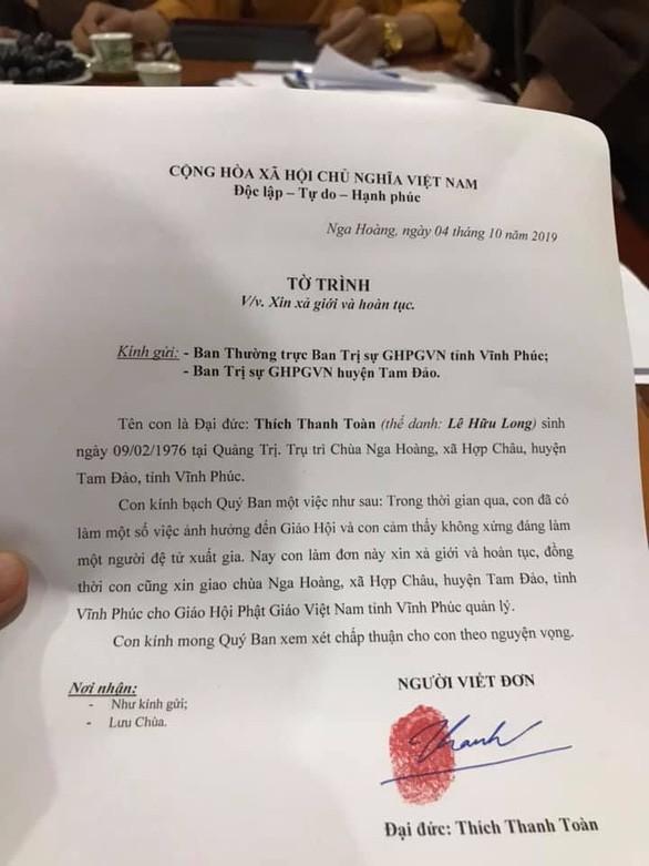 Sư Thích Thanh Toàn khoe tài sản 200-300 tỉ, nói có thể cưới vợ, ăn chơi khi hoàn tục - Hình 2