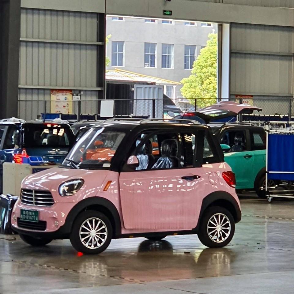 Xe ô tô chạy bằng điện có giá 75 triệu đồng của Thái đang hot nhất MXH trong ngày hôm nay - Hình 1